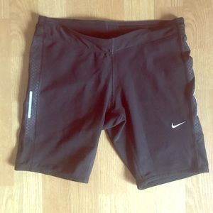 Nike Dry-Fit Running Shorts Black Like New S